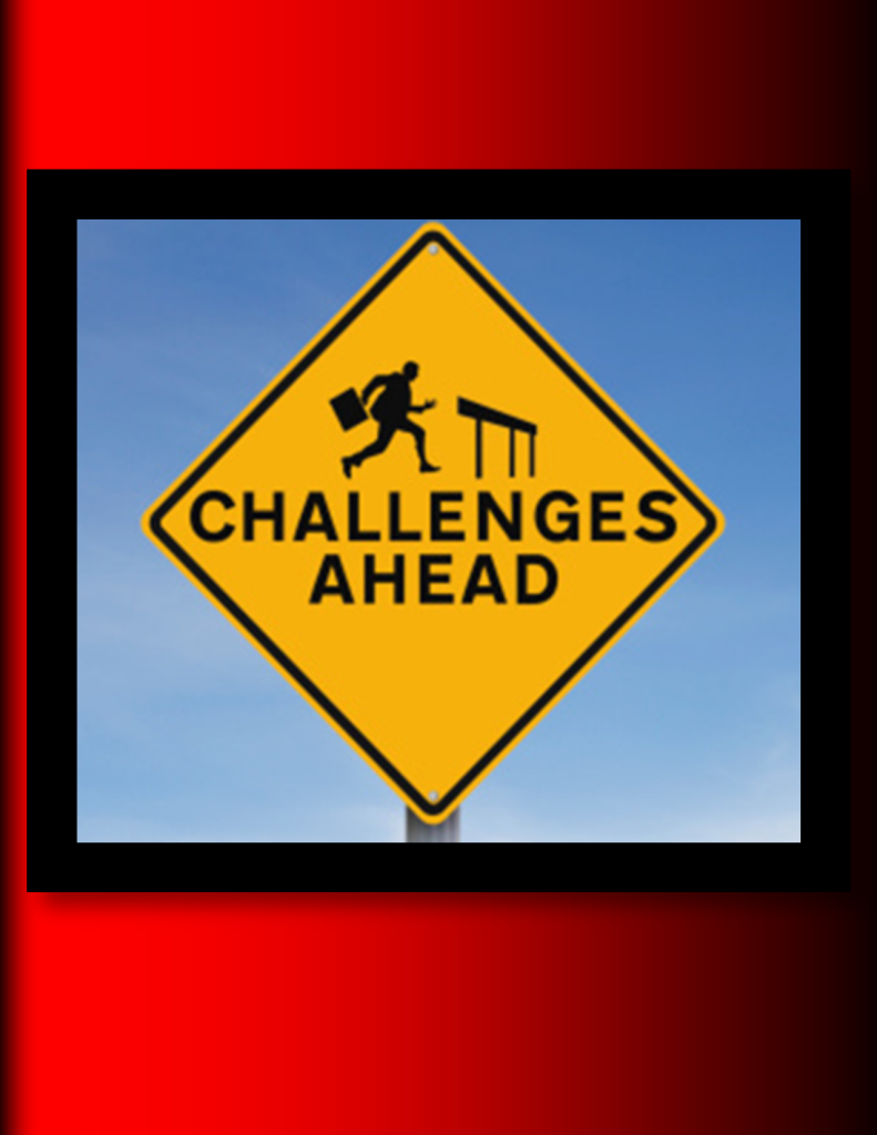 Challenges Ahead 1